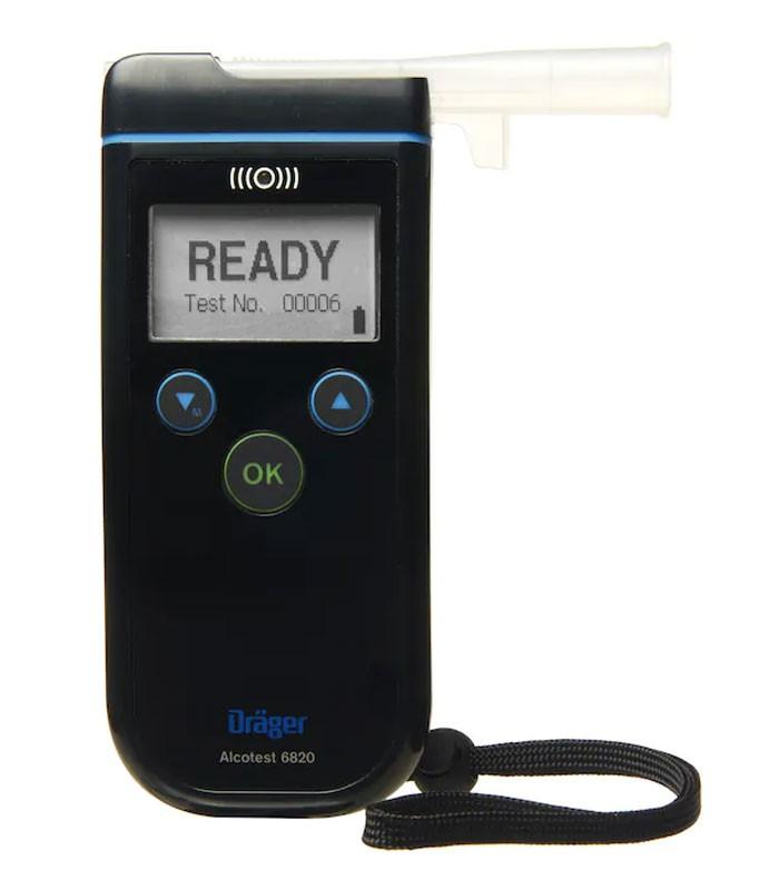 Alkohol tester - Dräger Alcotest® 6820