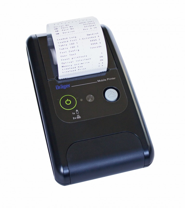 Tiskárna Dräger Mobile Printer