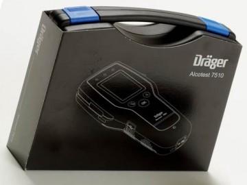 Systémový kufřík Dräger pro Alcotest 7510